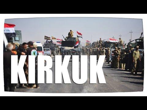 Warum ist die Stadt Kirkuk so wichtig?