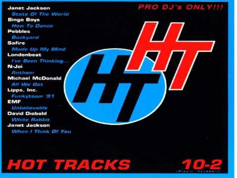Funkytown 91 Hot Tracks