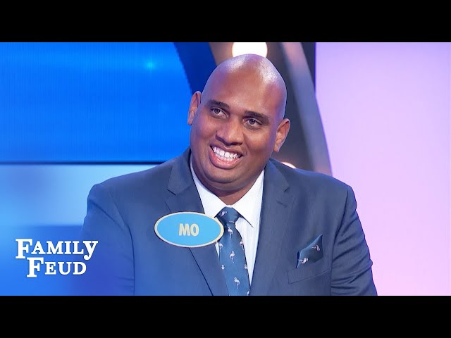 Can the Kinders' crazy answer steal the show? | Family Feud
