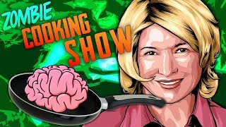 Martha Stewart Zombie Cooking Show (Call of Duty Zombies)