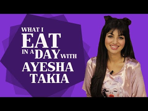 Ayesha Takia: What I eat in a day | Vegan Food | Pinkvilla | Bollywood | S01E05