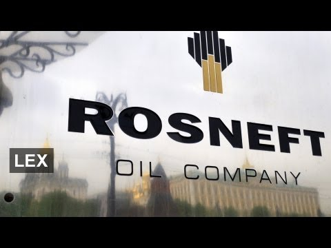 Rosneft: it's big but is it beautiful?
