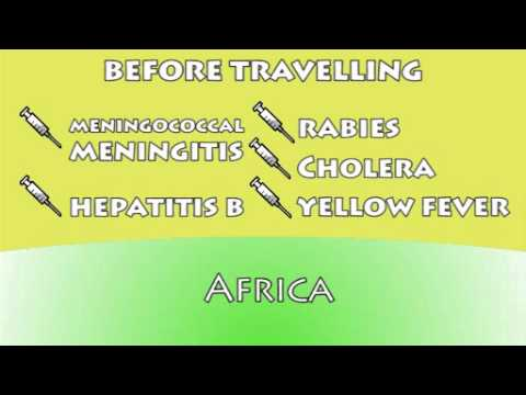 West Midlands travel clinic - Africa