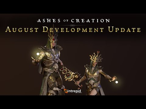 Development Update with Ingame Footage  11AM PT Friday, August 27, 2021