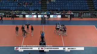 2019 GAC Volleyball Quarterfinal #4: HSU vs. SNU