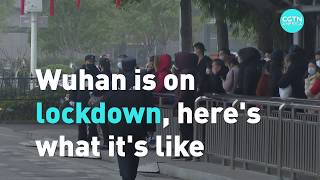 Кина не будет. Новый год в Китае отменяется. Город Ухань в сердце Китая на осадном положении