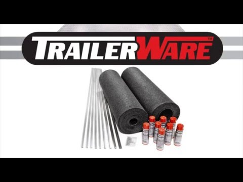 TrailerWare Premium Trailer Wall Protection Installation Tutorial Overview How-To