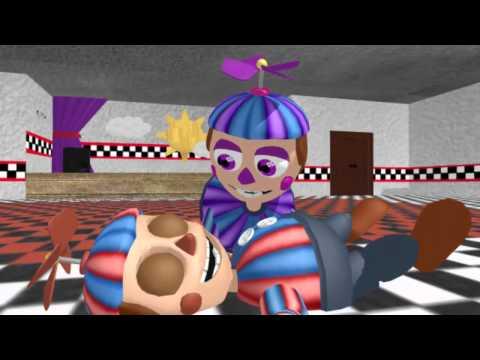 FNAF Balloon Boy And Balloon Girl - Animation