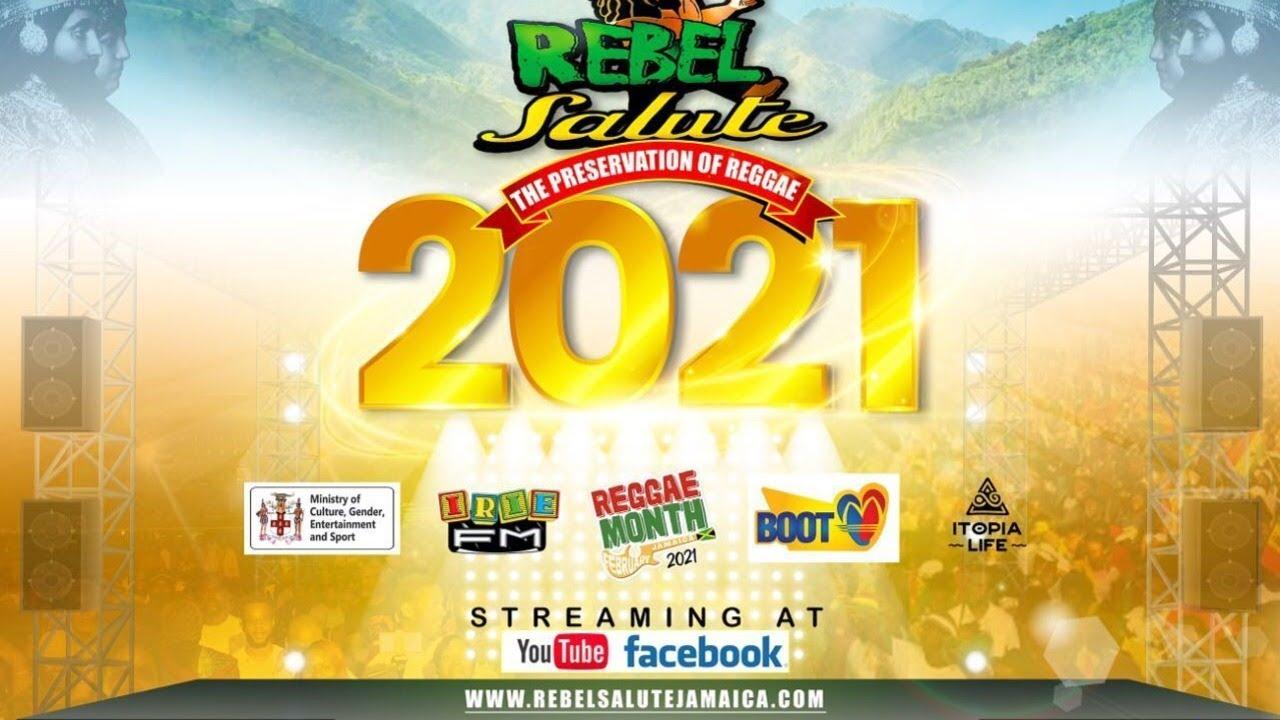 Rebel Salute 2021 - Jour 2