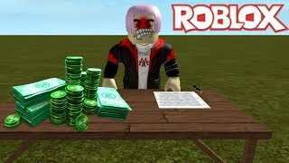 ROBLOX Animation | Minh was tricked 100000 Robux | MinhMaMa