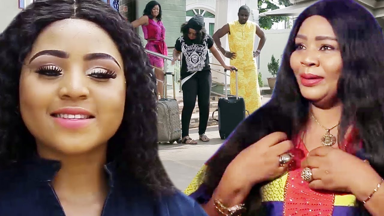 Download The Future My Mother Never Saw Full Movie - Regina Daniels 2019 Latest Nigerian NollyWood  Movie.