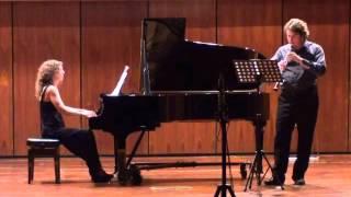 Dimitris Dragatakis - Berceuse for Oboe and Piano