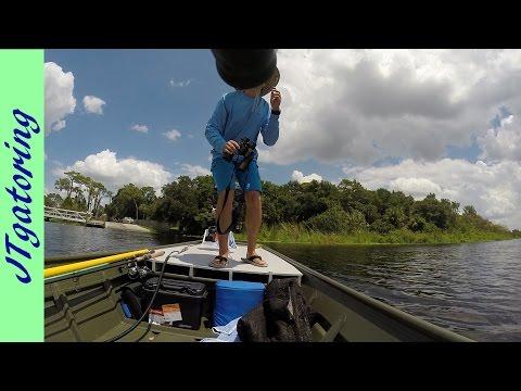 Transom Mount Trolling Motor On Front Deck! Aluminum Jon Boat To Bass Boat