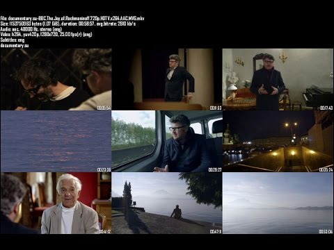 BBC The Joy of Rachmaninoff - Documentary 2016