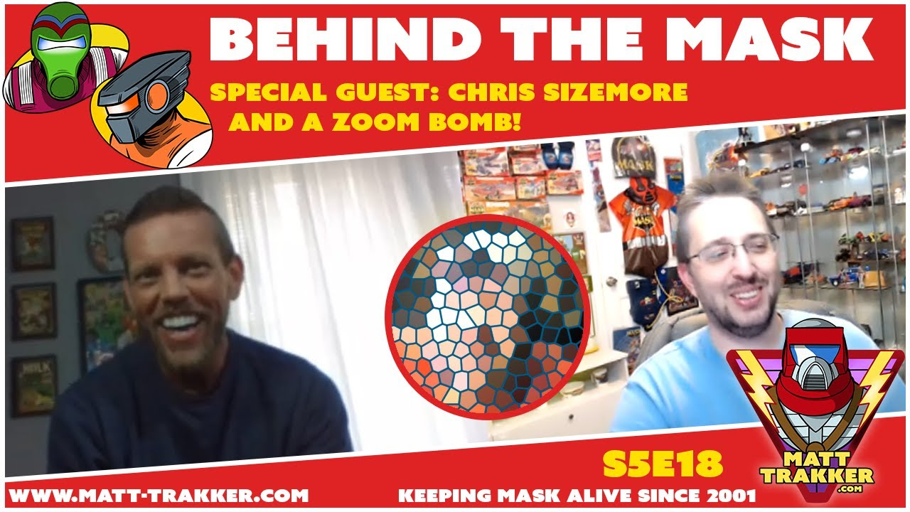 Special Guest: Chris Sizemore and a Zoom Bomb! - S5E19