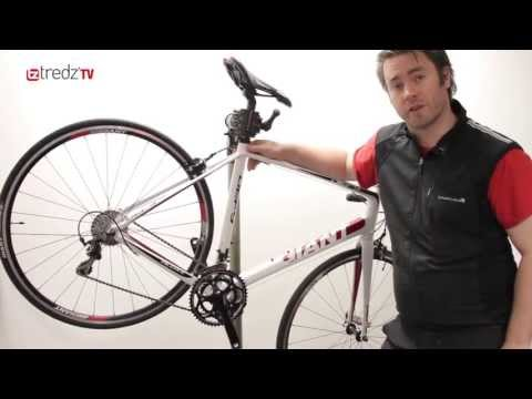 Giant Defy 1 Road Bike Review