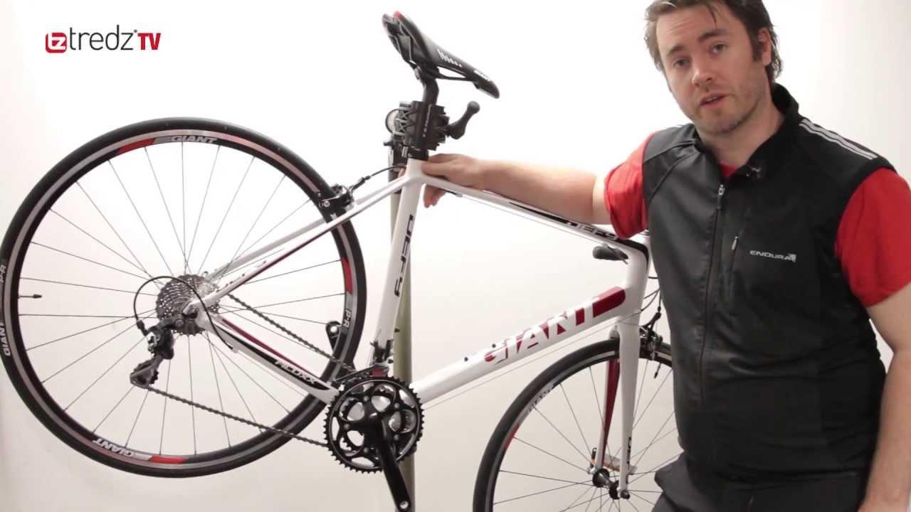 Giant Defy 1 Road Bike Review Youtube