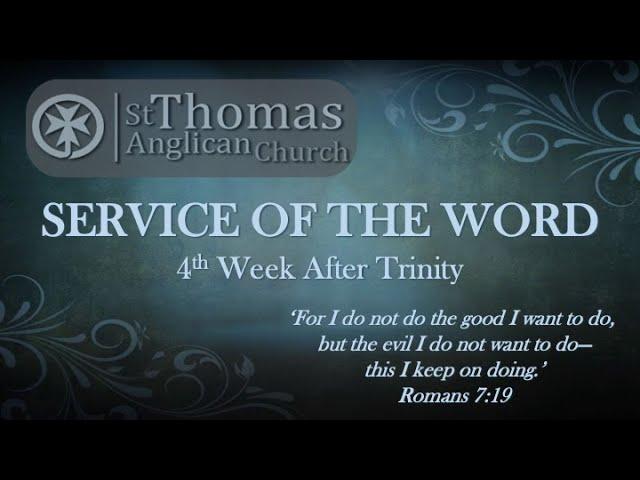 Trinity 4 Service
