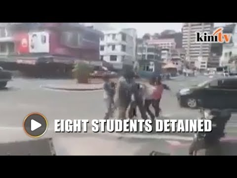 Video of group assaulting student in Sandakan goes viral