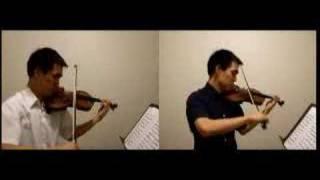 Bach Double: Ben Chan