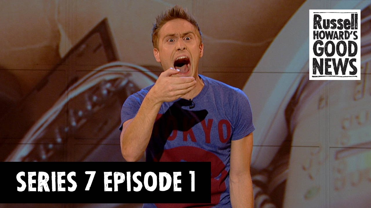 Download Russell Howard's Good News - Series 7, Episode 1