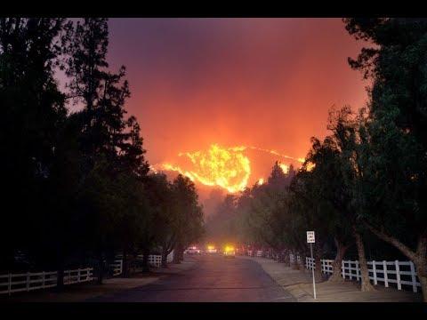 حاكم كاليفورنيا يعلن الطوارئ ضد الحرائق  - نشر قبل 5 ساعة