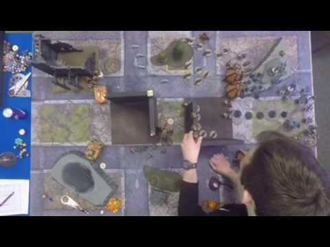 Gladius vs Daemons clip 3  