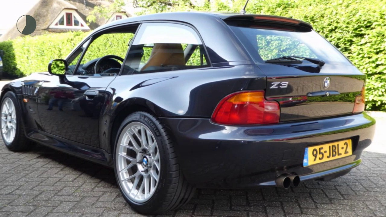 Bmw Z3 Coup 233 2 8 Youtube