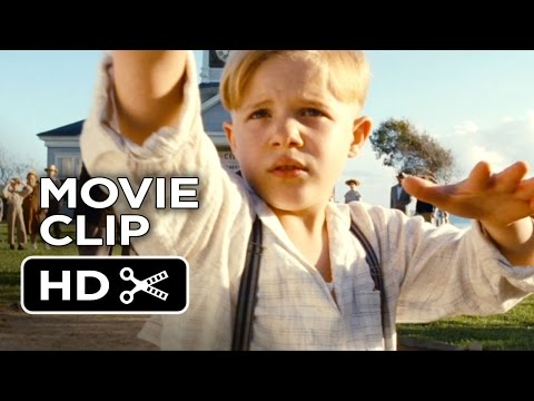 Little Boy Movie CLIP - Moving the Mountain (2015) - Tom Wilkinson, David Henrie Movie HD