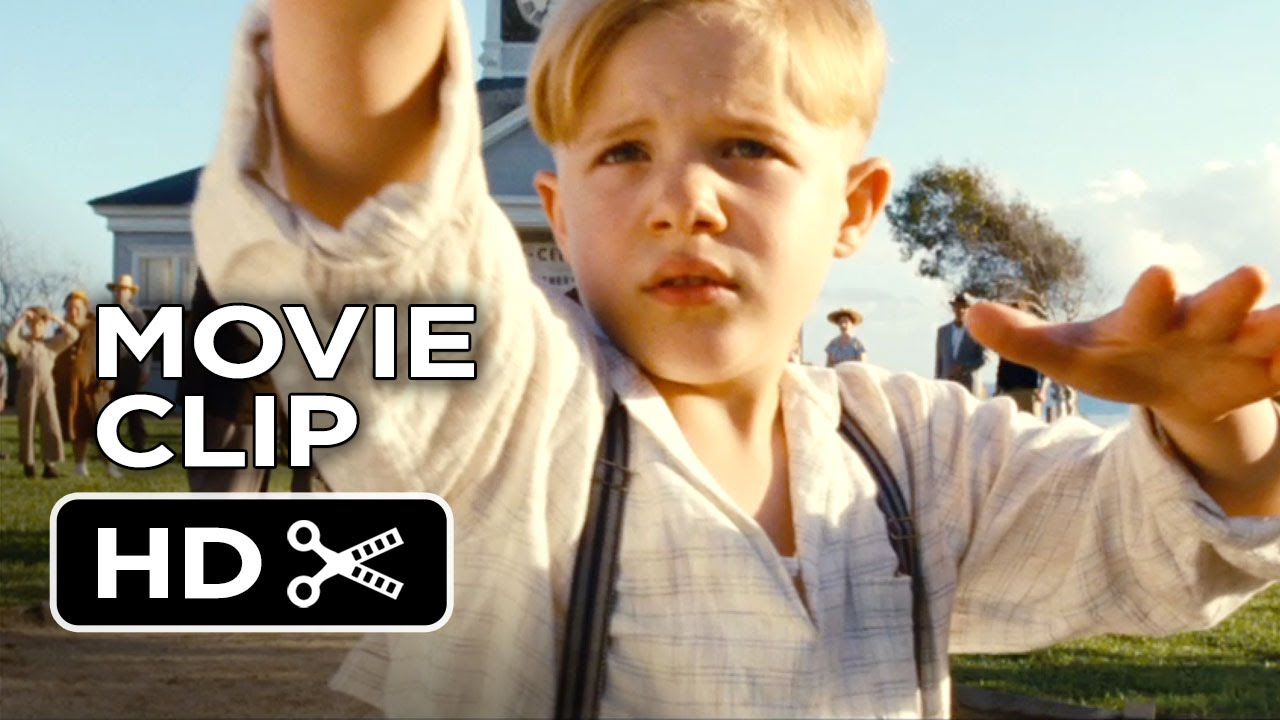 Little Boy Movie Clip Moving The Mountain 2015 Tom Wilkinson David Henrie Movie Hd Youtube