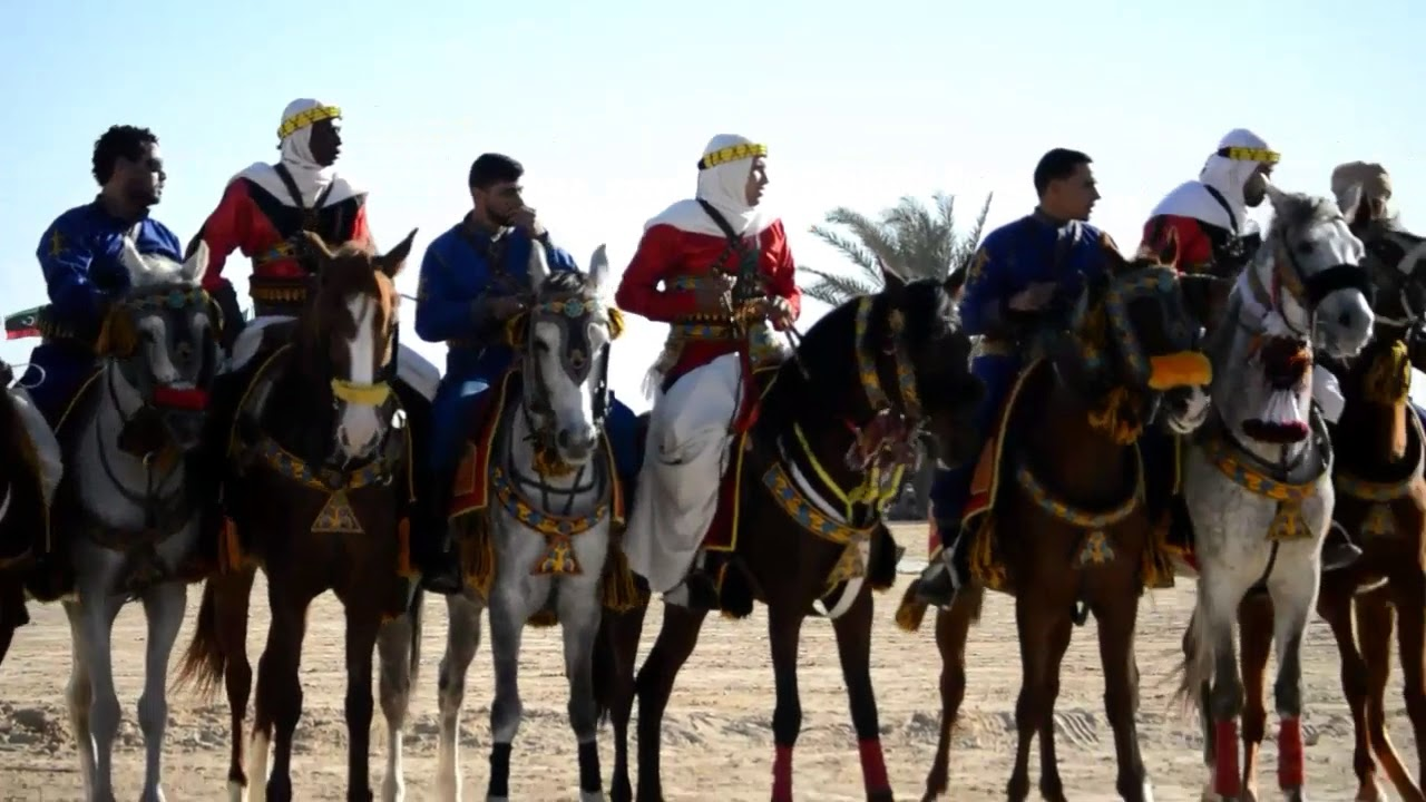 اختتام المهرجان الدولي للصحراء بدوز 2017/12/31 فيديو محمد الخامس بوشاش