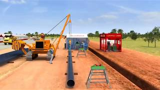 PIPELINE CONSTRUCTION SYSTEM