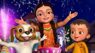 Video Happy Diwali Song | Telugu Rhymes for Children | Infobells download MP3, 3GP, MP4, WEBM, AVI, FLV November 2017