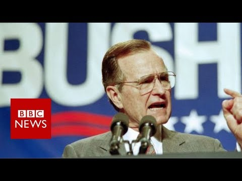 George Bush Senior dies at the age of 94 - BBC News