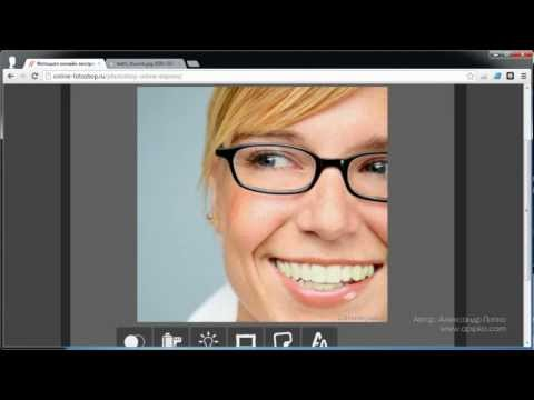 Онлайн редактор: коллаж, фотофильтры