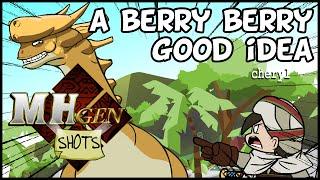 MHgen SHOTS: A berry berry good idea