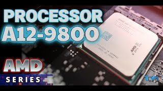 aMD A12 9800 Review, Specification, Performance, Render Test, Comparison