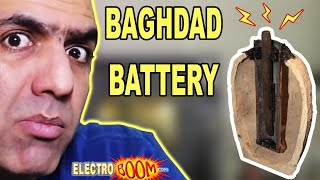 Legend of BAGHDAD BATTERY, How Batteries Work