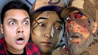 RIP KENNY (The Walking Dead Season 3)