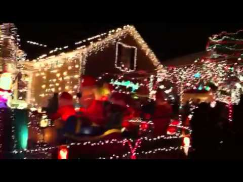 Christmas lights on a house in greenville sc - Christmas Lights On A House In Greenville Sc - YouTube