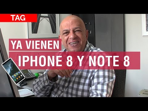 IPhone 8, Samsung Note 8, Facebook y Xiaomi, reservas en res
