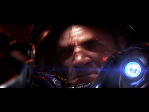 StarCraft II AERIALS - SYSTEM OF A DOWN - all campaign cinematics