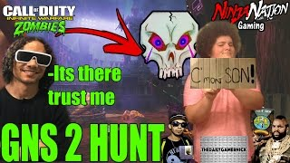 GHOSTS N SKULLS 2.0 UPDATE! OK LEE ITS SKULL HUNTING SEASON ! RETRYING EVERYTHING  ☯CMON SON SUB☯