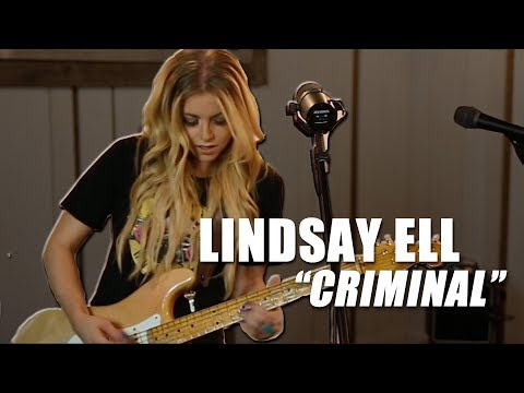 "Lindsay Ell, ""Criminal"" - A One-Woman Jam Too Good for Radio"