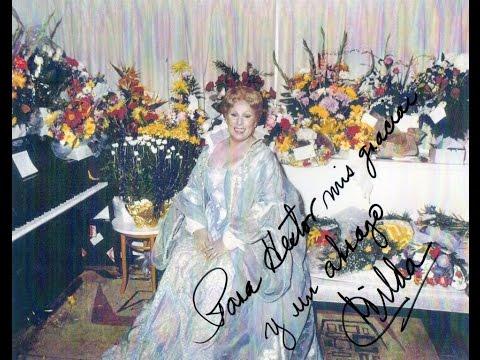 "Gilda Cruz-Romo ""Liberamente or piangi"" Attila. Verdi"