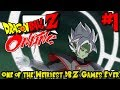 ONE OF THE WEIRDEST DBZ GAMES EVER! | Dragon Ball Z: Online (Free Browser Game) - Episode 1