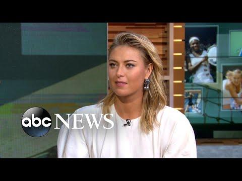Maria Sharapova describes US Open return as