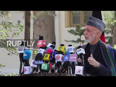 Afghanistan: Karzai warns US must 'respect way of Afghan life' or face 'conflict'