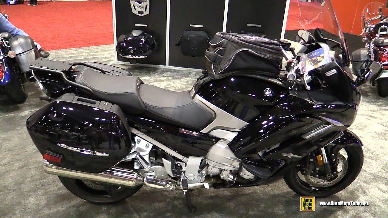 2017 Yamaha Fjr1300 Es Raven Walkaround Debut At 2016 Aimexpo Orlando You