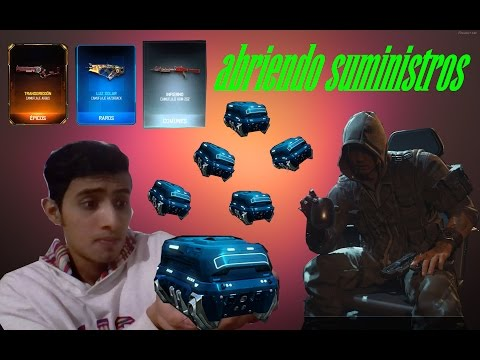 ABRIENDO SUMINISTROS | Call Of Duty: Black Ops 3 Gameplay - MRBACONVANHELSING